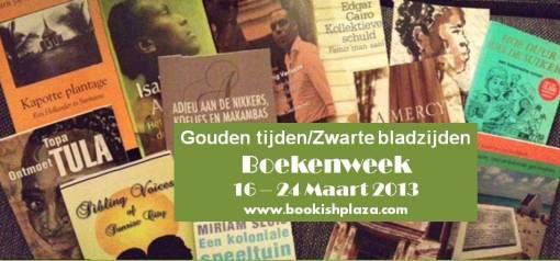 Poster Boekenweek 2013